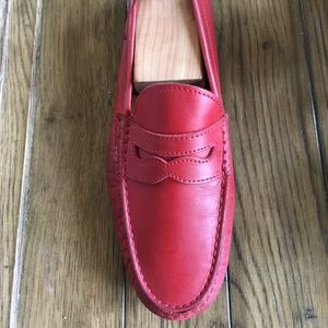Polo men's workington leather driver loafer